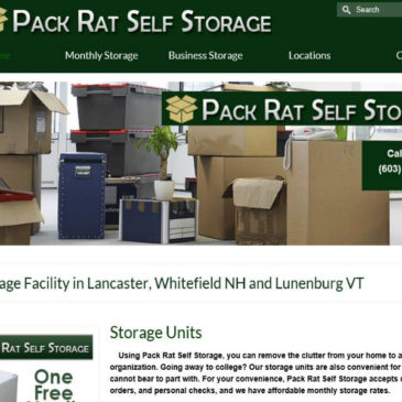 Pack Rat Self Storage