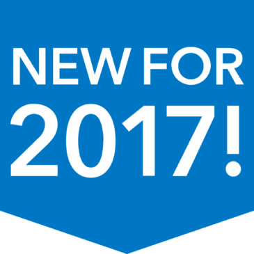New for 2017- One Page Websites